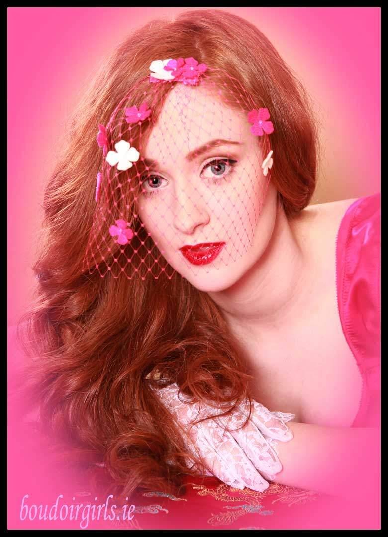 Stephanie Casserly Model Boudoir Girls